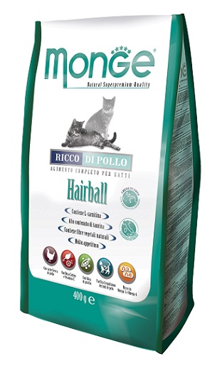 Monge Cat Hairball ���� ��� ����� ��� ��������� ������ 400 �